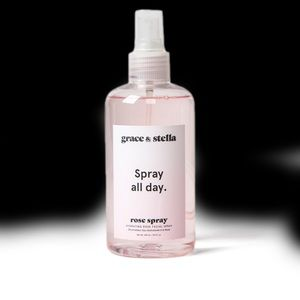 GRACE AND STELLA Hydrating rose facial spray